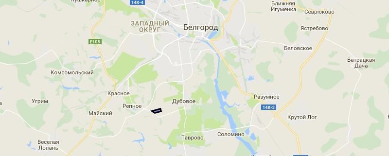 Участок на продажу по адресу Россия, Белгородская область, Белгородский р-н, Комсомольский посёлок, Солнечная,дом 32