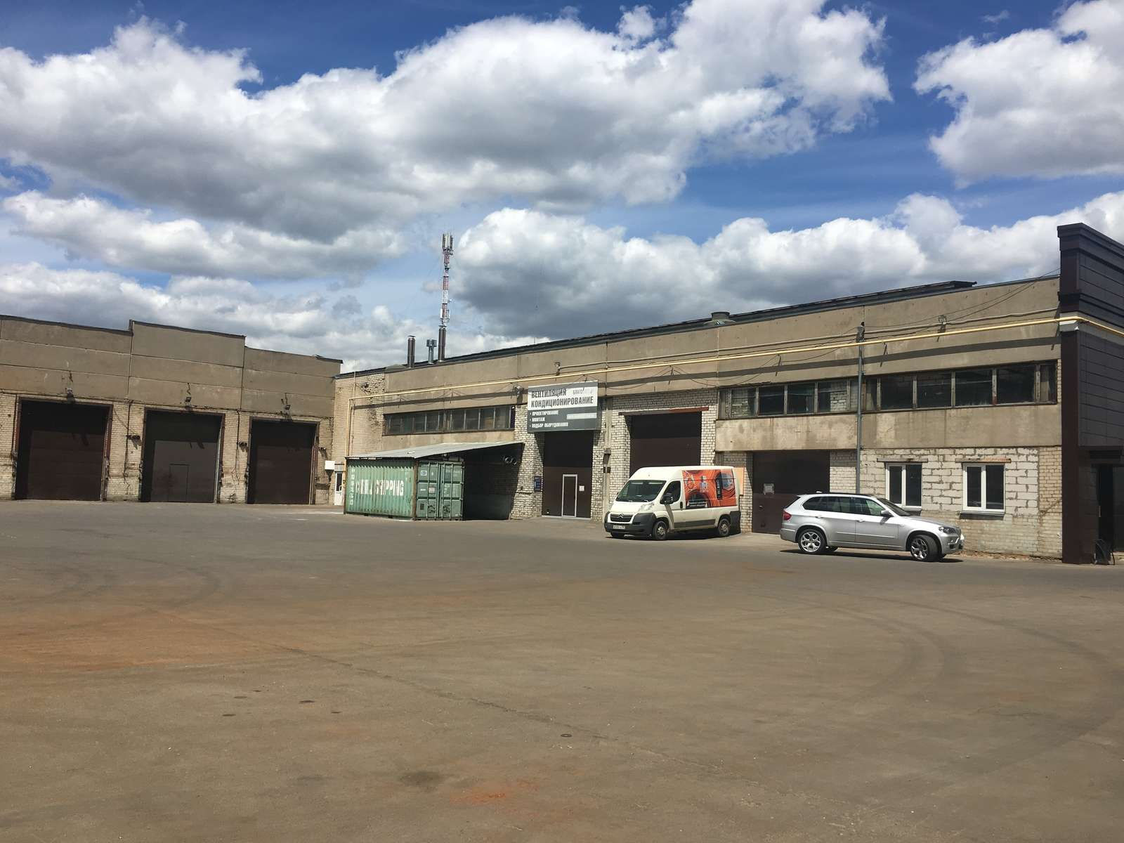 Warehouse в аренду по адресу Россия, Воронежская область, Воронеж, Кривошеина улица,дом 13
