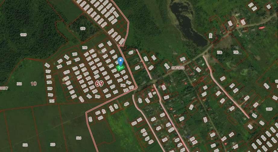 Участок на продажу по адресу Россия, Тверская область, Калининский р-н, Петровское село
