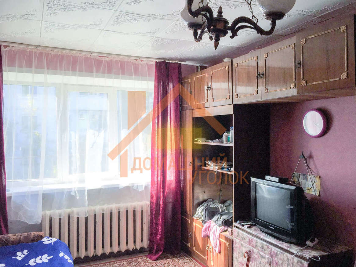 Комната на продажу по адресу Россия, Тверская область, Тверь, Орджоникидзе улица,дом 49 корп.4